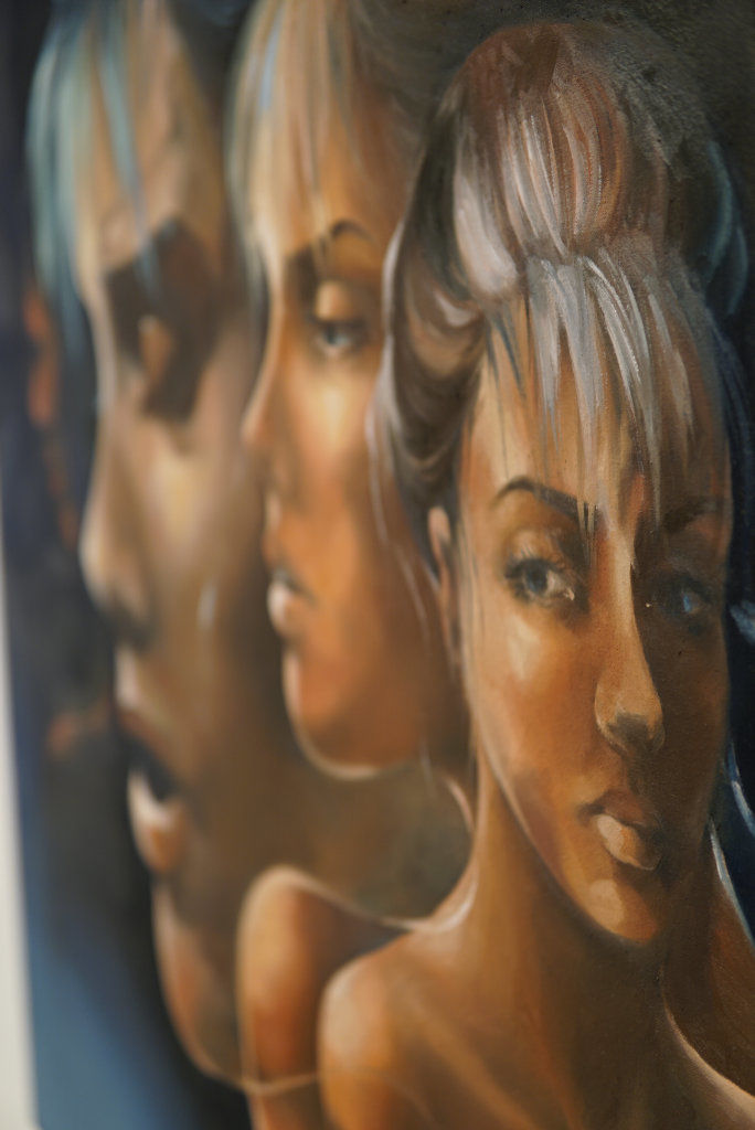 The art of healing: Penn State junior curates show about surviving sexual assault