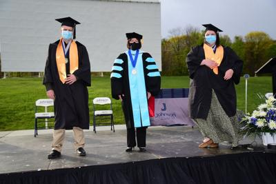Johnson College holds graduation ceremonies