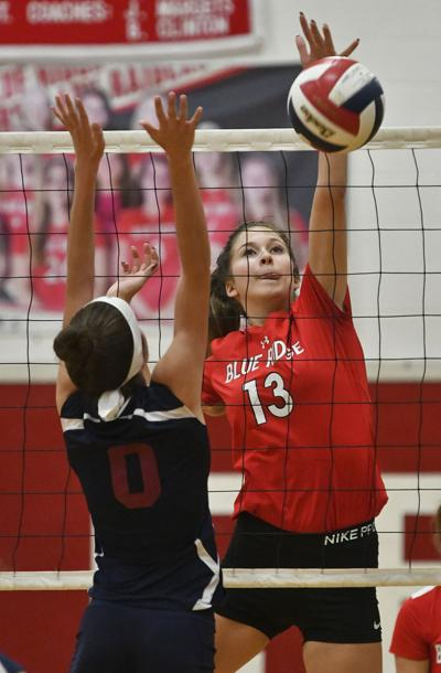 Blue Ridge's Heeman ready to lead charge in Lackawanna League volleyball