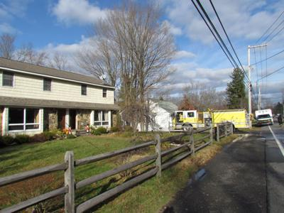 Clothing ignited by candle caused fire in Covington Twp.