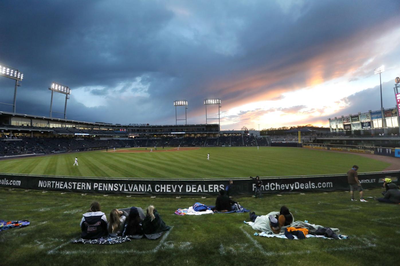 RailRiders home opener brings devoted fans back to ballpark