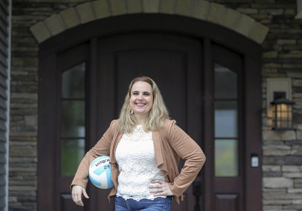 Clarks Summit volleyball coach passes on love of the game
