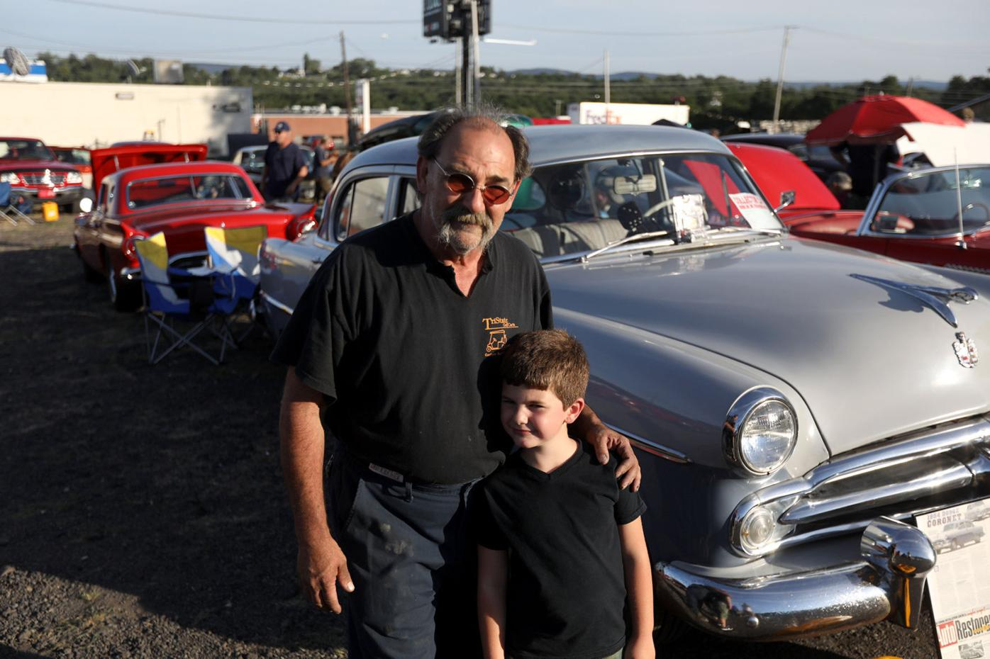 Out & About at the Gears & Guns Car Show