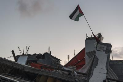 ISRAEL GAZA FIGHTING 21