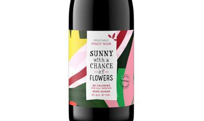 Sunny with a Chance of Flowers 2019 Monterrey Pinot Noir