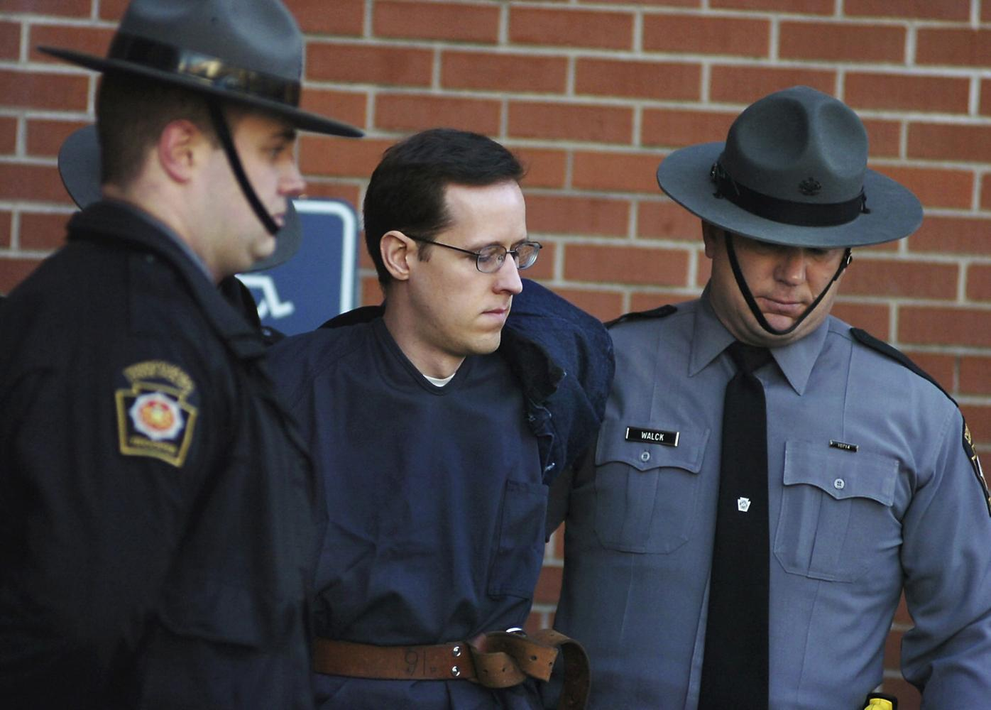 Eric Frein's parents not entitled to return of guns, Pike DA says
