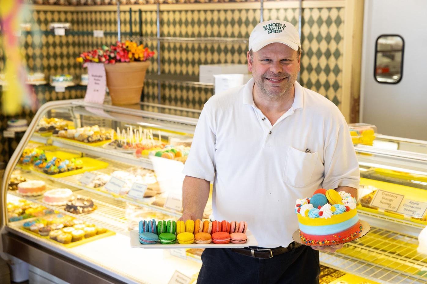 Local Flavor Minooka Pastry Shop