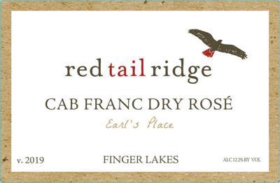 Red Tail Ridge Cab Franc Dry Rosé