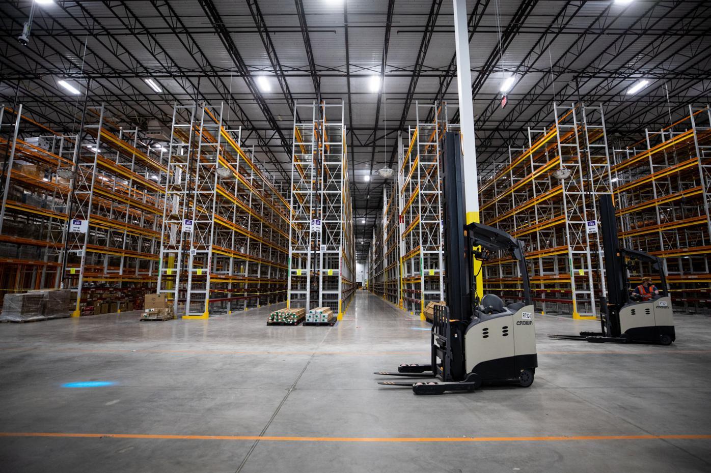 Amazon Fulfillment Center in Jessup