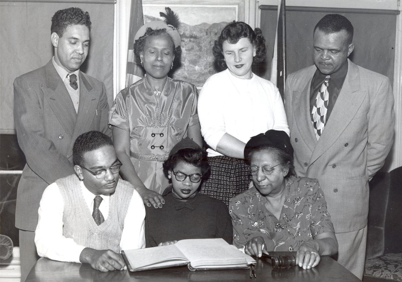 Local history: Group started a century ago to focus on advancement of Black residents