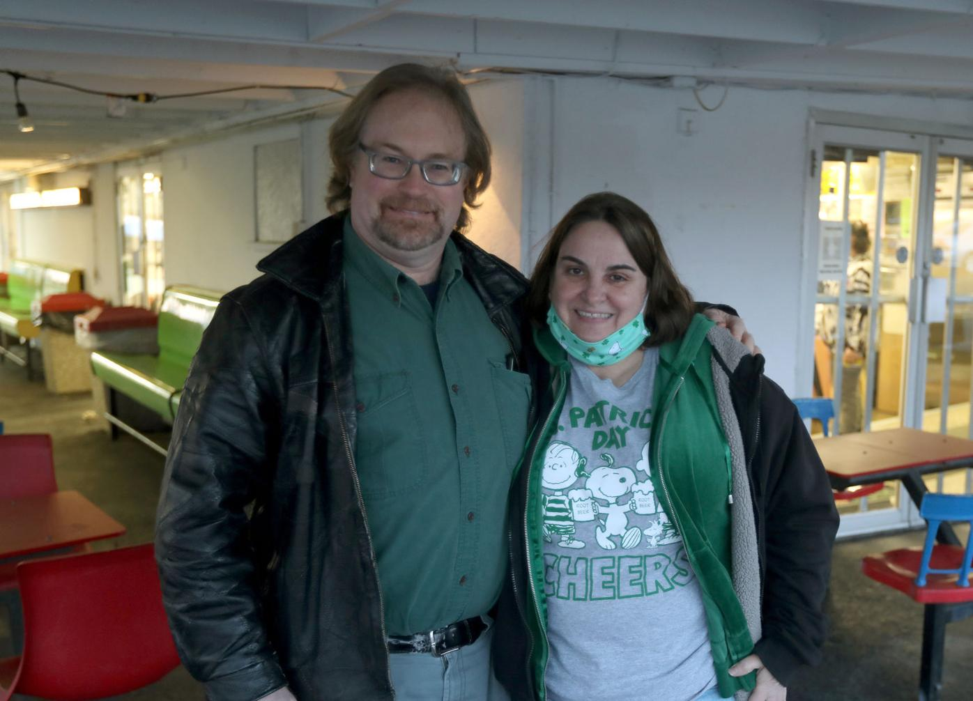 Out&About at a St. Patrick's Day double feature presented by the Ancient Order of Hibernians