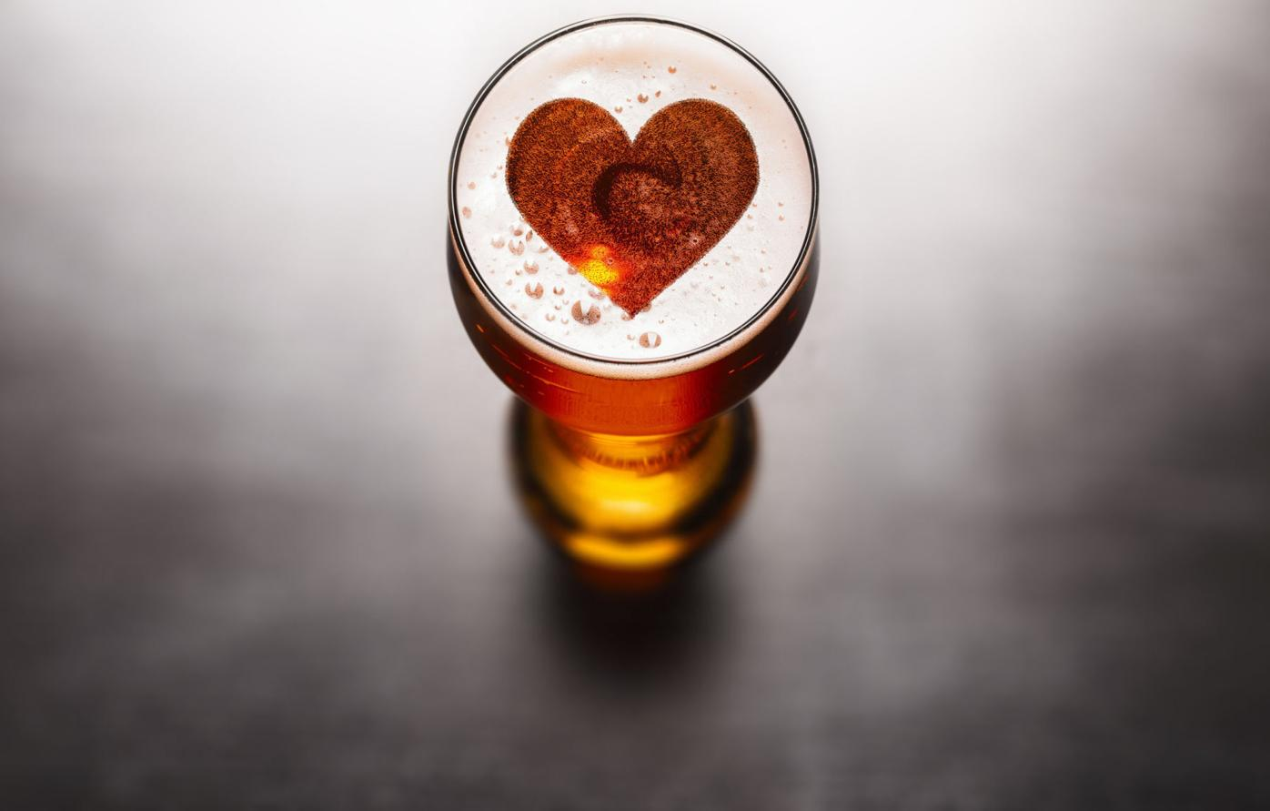 Toast your love with Valentine's Day-inspired beers from PA breweries