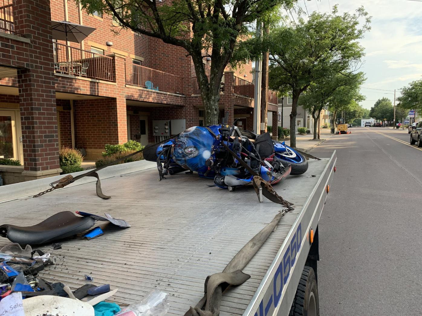 Scranton man, 38, dies in motorcycle/SUV collision on Cedar Avenue