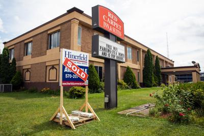 Basalyga buys rundown Red Carpet Inn & Suites in downtown Scranton