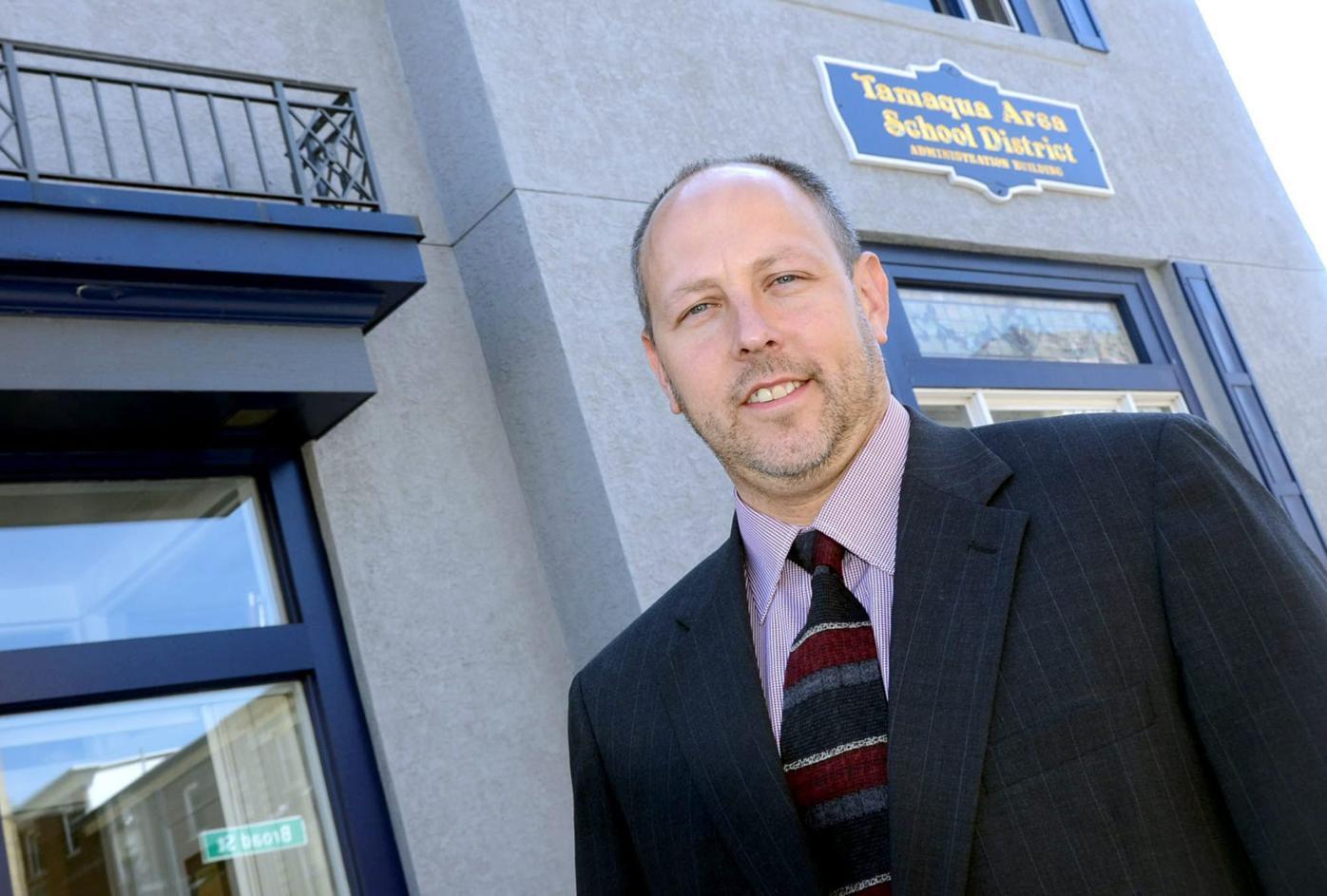 TASD superintendent Ray Kinder