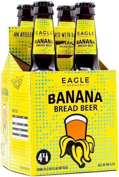 Eagle Brewery's Banana Bread Beer