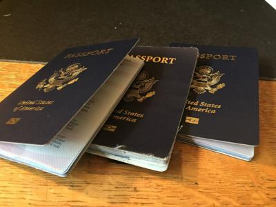 Passport backlog