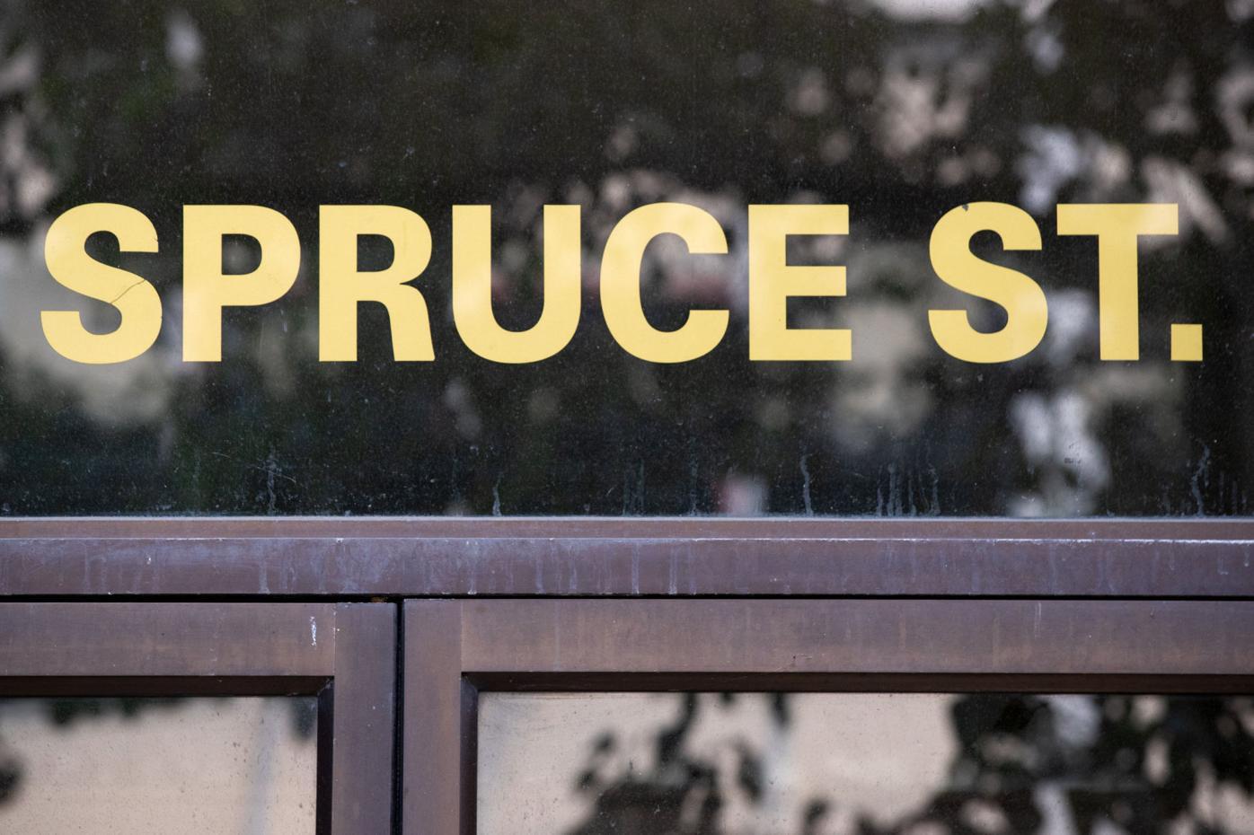 Business owners react to renaming Spruce Street for President Joe Biden