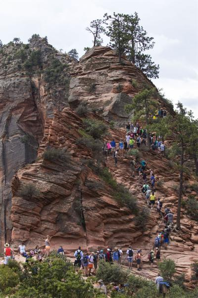 NATIONAL PARKS OVERCROWDED 3
