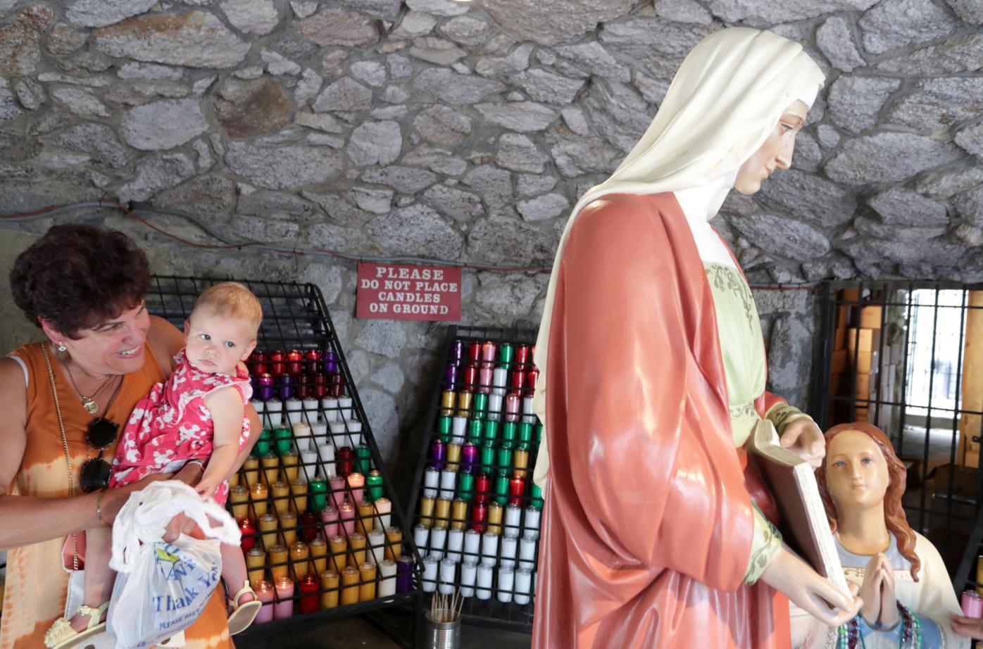 97th annual Solemn Novena to St. Ann continues in Scranton