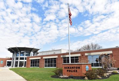 Police: Man fled DUI stop in Scranton, hid in a bush