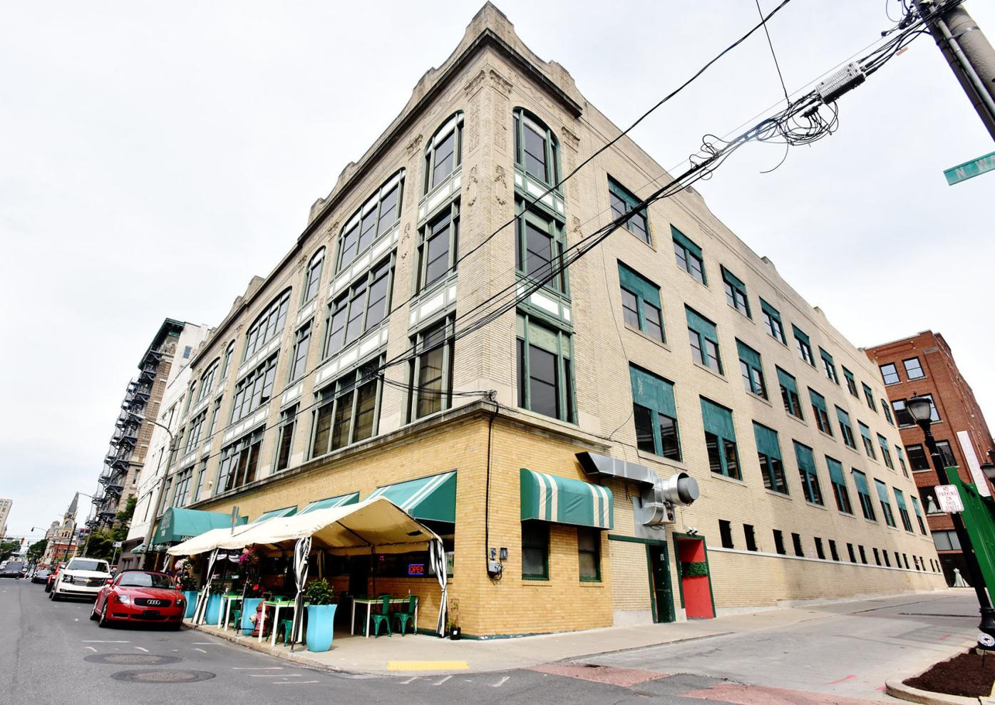 Prolific developer buys another building in downtown Scranton
