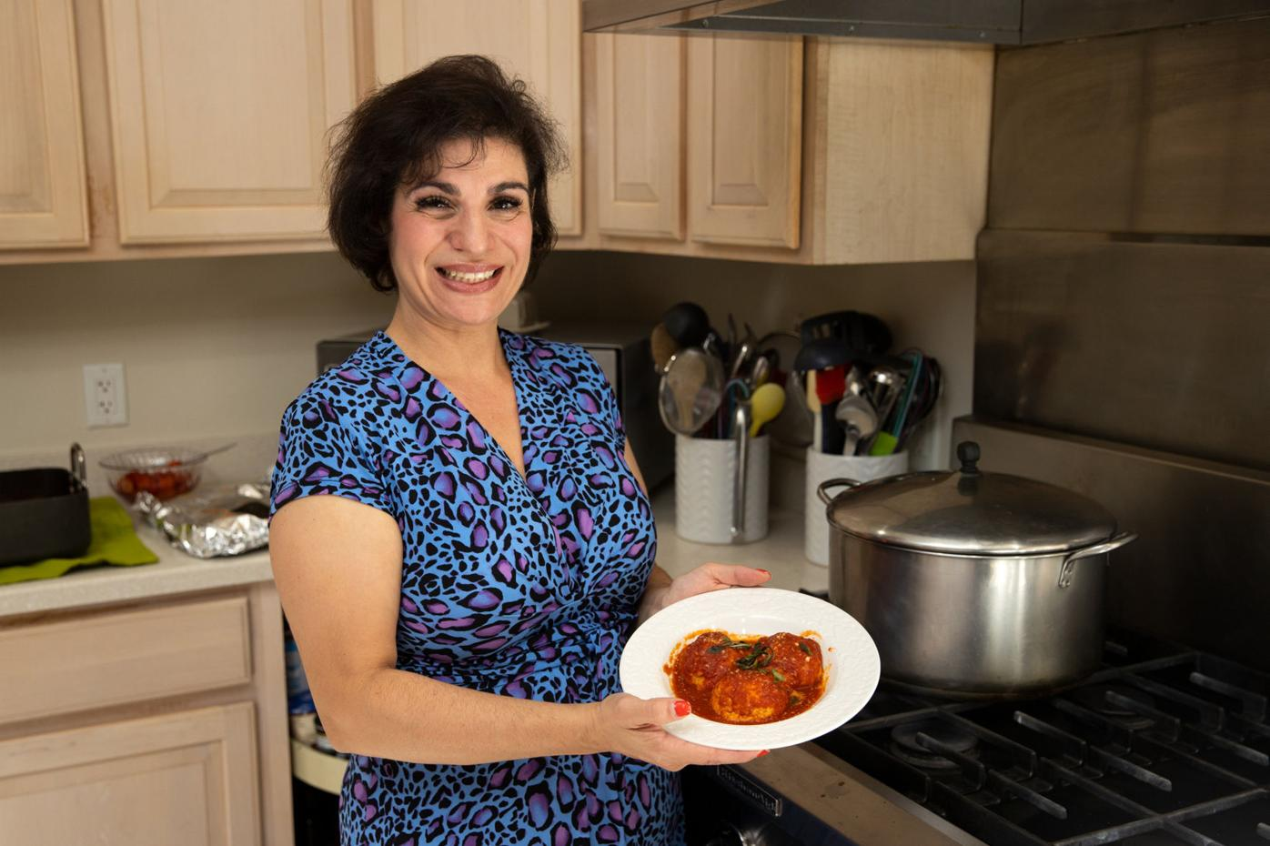 Carbondale woman delights in making Italian Ricotta Cheeseballs and more