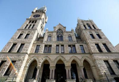 City Hall open by appointment only for in-person business