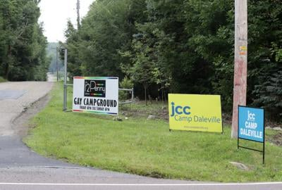 Jewish camp, gay camp feud over signs
