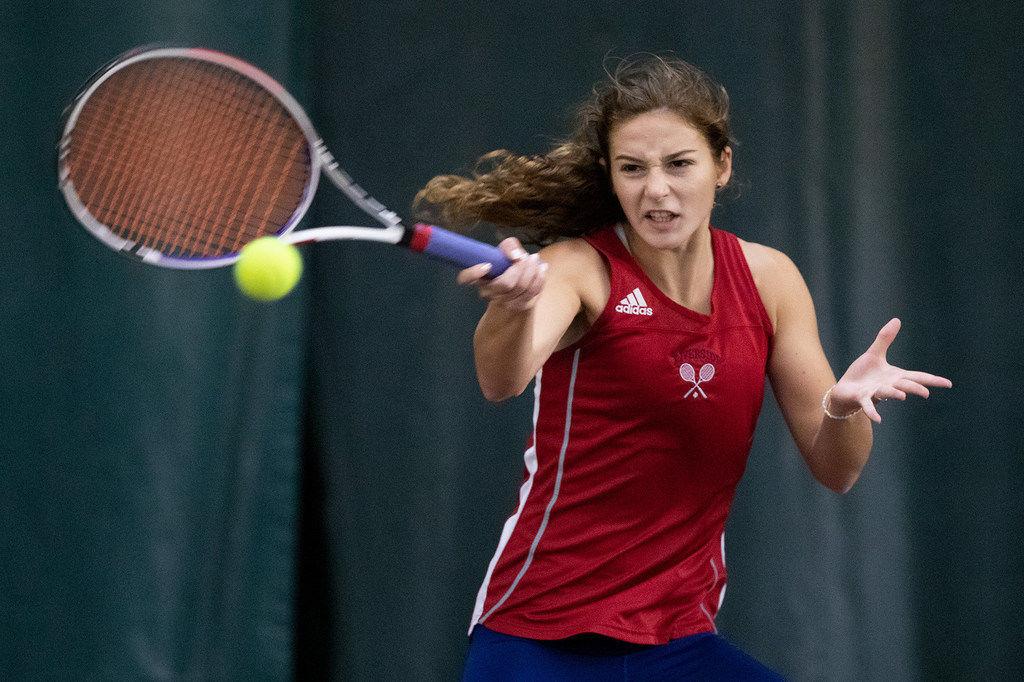 Ghigiarelli, Peters return as top players; Scranton Prep is favored to repeat in Lackawanna League tennis