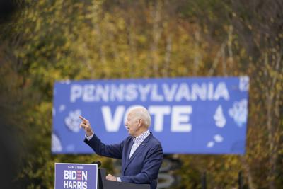Suburban and college-educated voters helped Biden win Pennsylvania