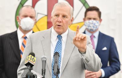 Process for replacing Sen. John Blake unfolding