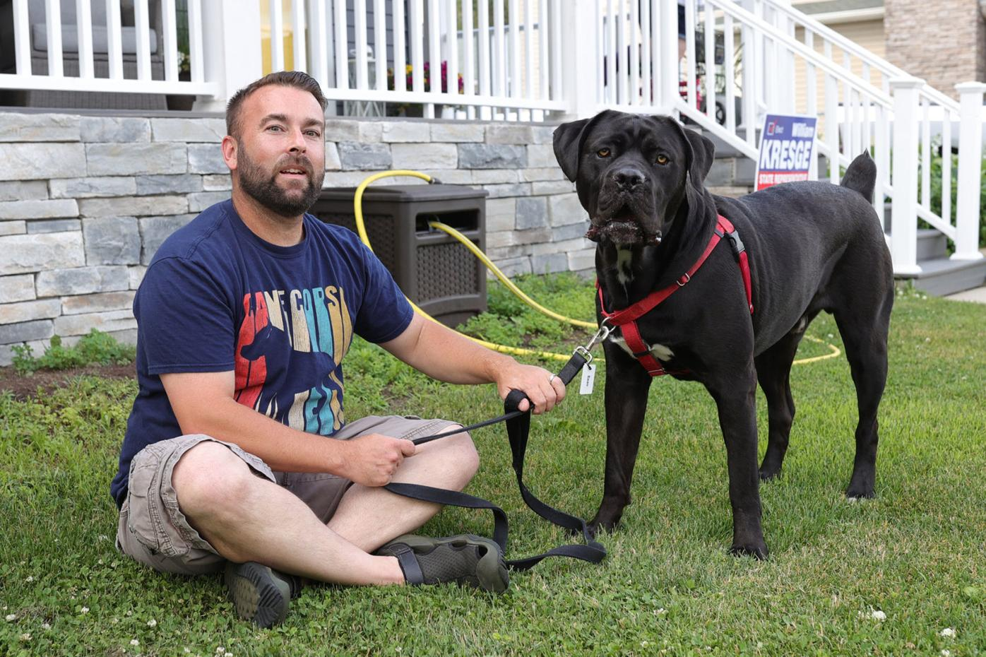 Owners of stressed pets turn to Reiki therapy for help