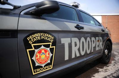Woman injured after car wreck in Roaring Brook Twp.