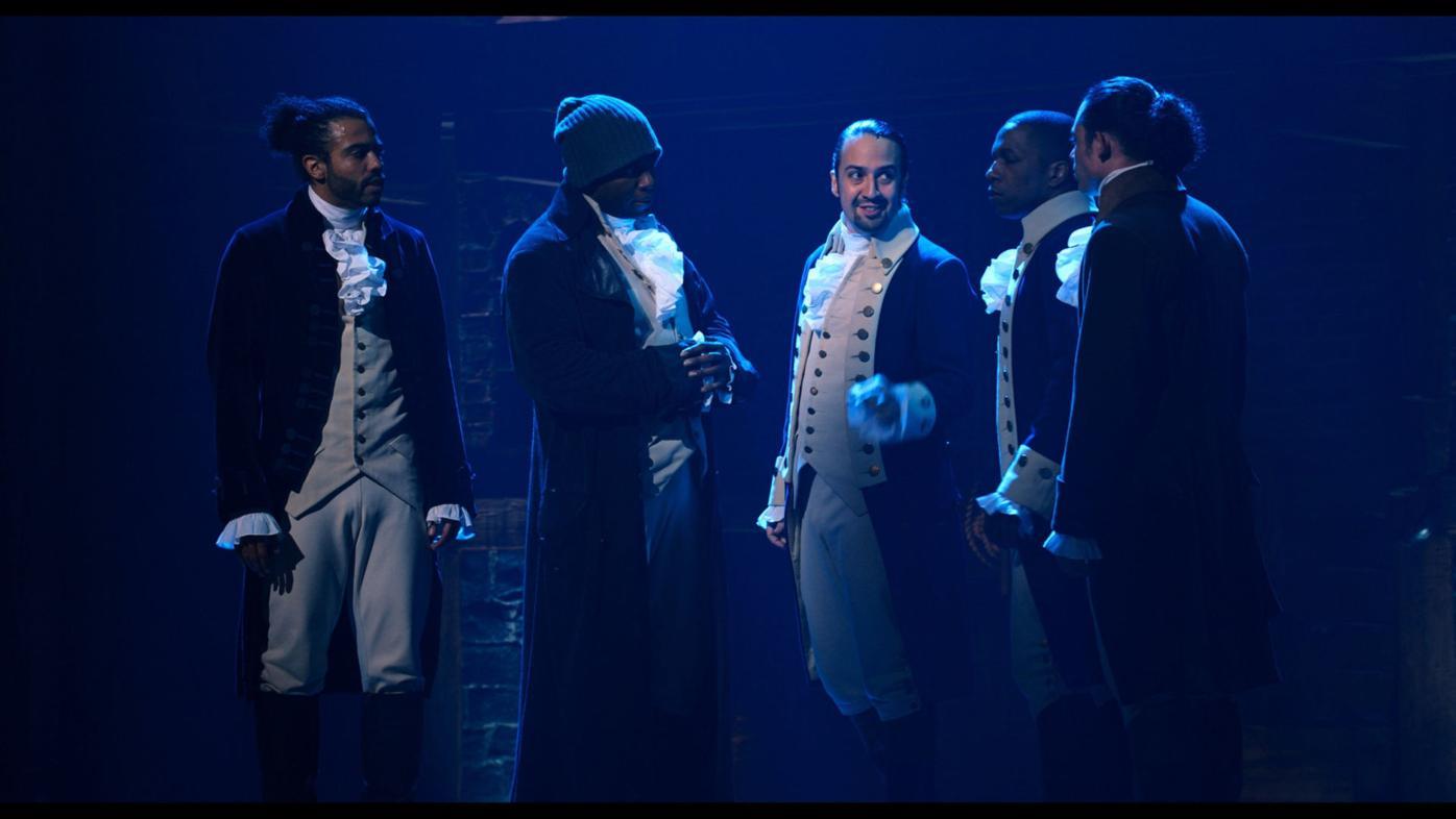"""Hamilton"" review"
