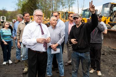 Old Forge scrapyard owner seeks stay of contempt order