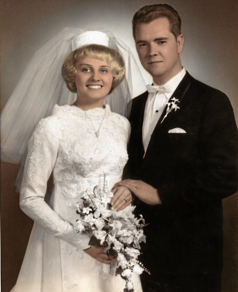 Mr. and Mrs. Joseph Kostiak