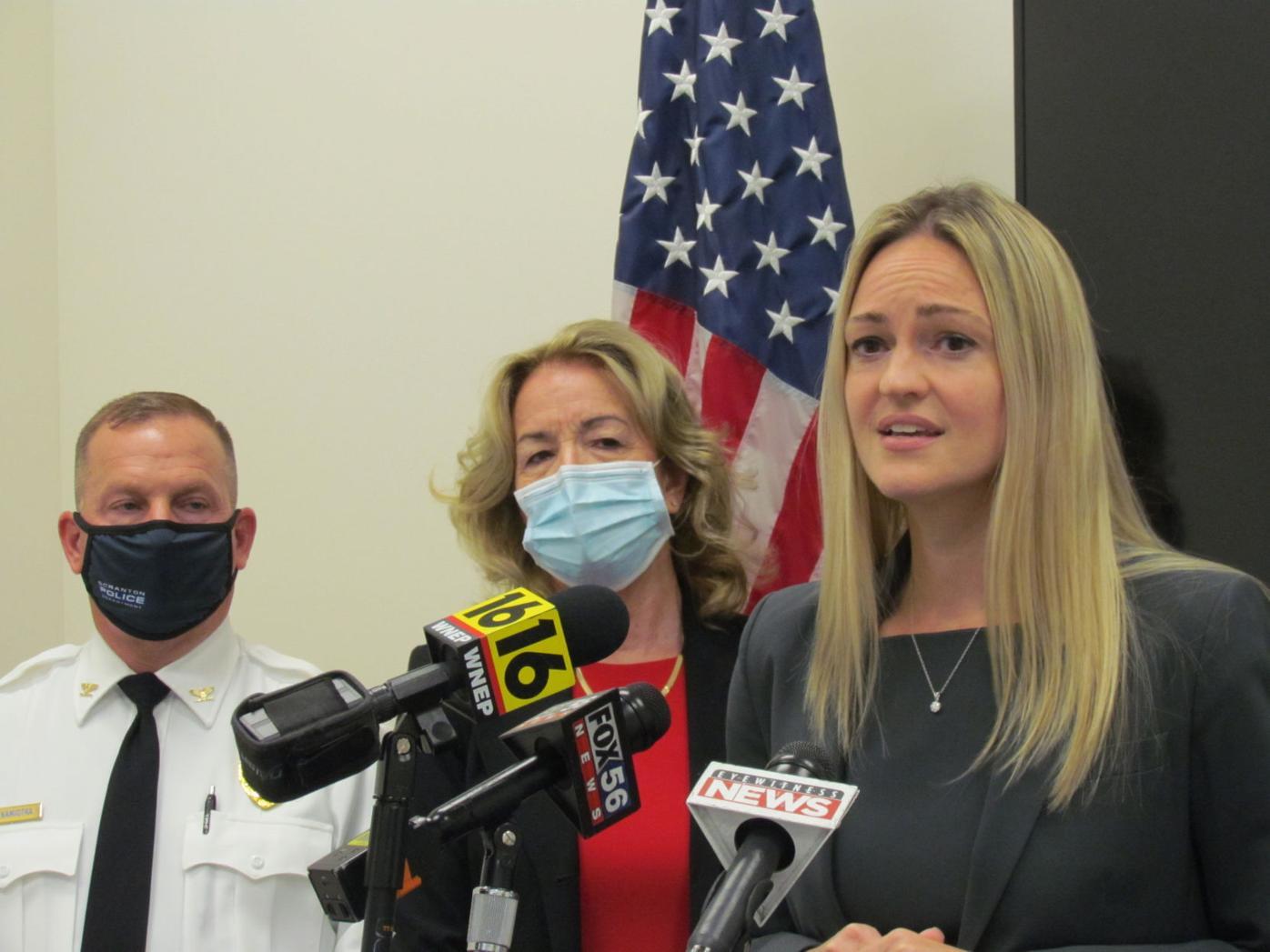 Scranton will seek to decriminalize fentanyl testing strips in city