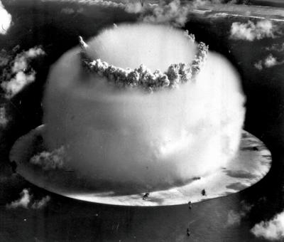 Pacific Nuclear Testing Legacy