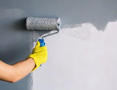 Brighten your room by painting the walls