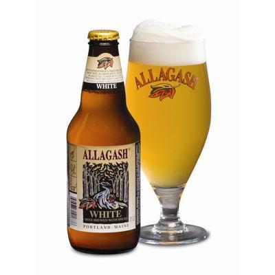 Allagash Brewing Co.'s Allagash White