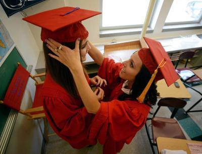 Dunmore graduation focuses on feeling of family