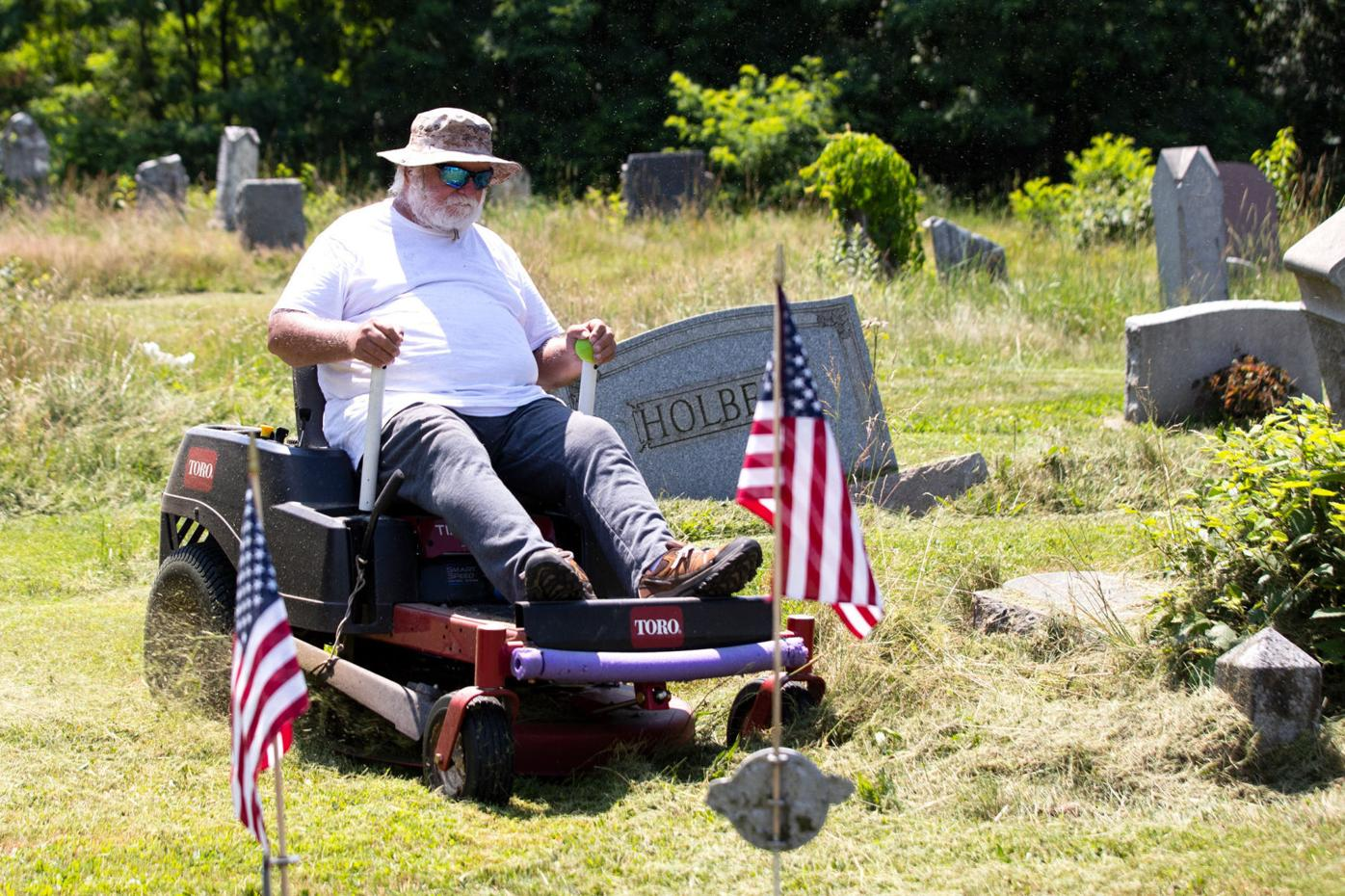 Chris Kelly Opinion: Cemeteries need more bodies