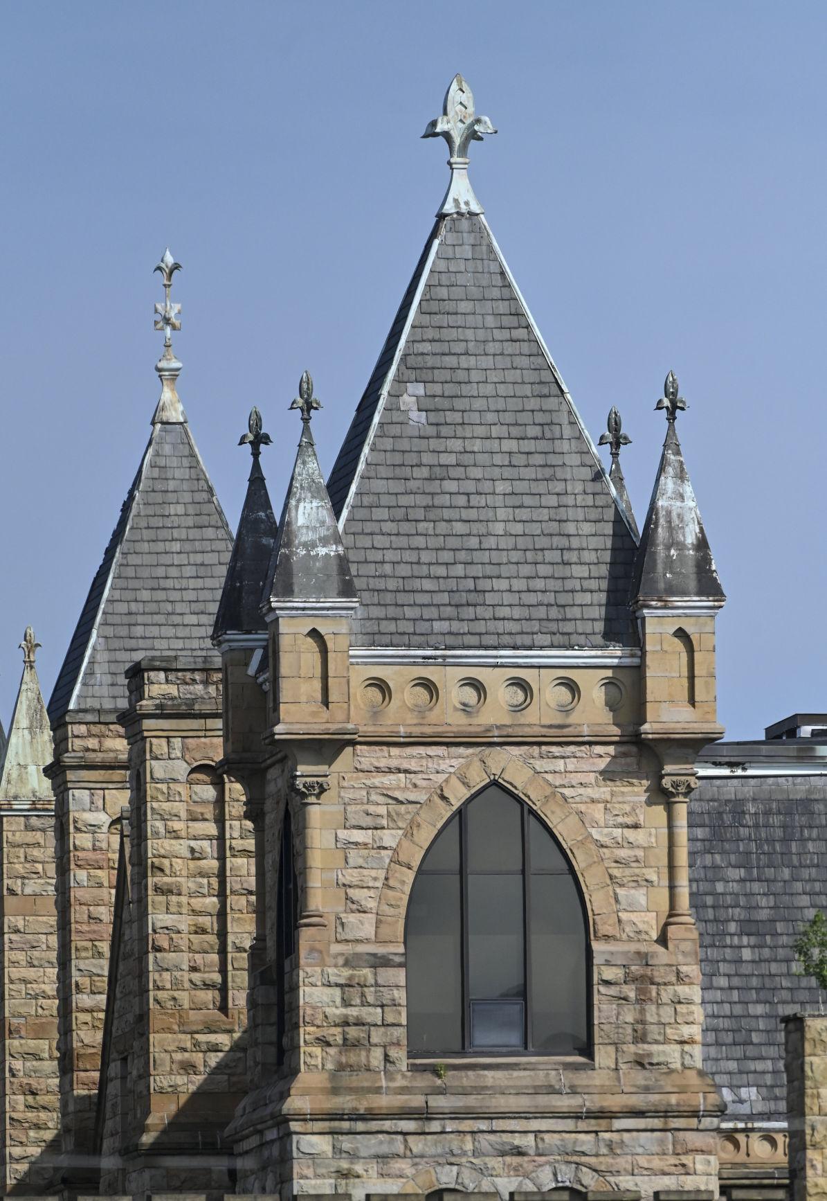 When it rains, it leaks: Rear corner of historic Scranton City Hall to get roof repairs