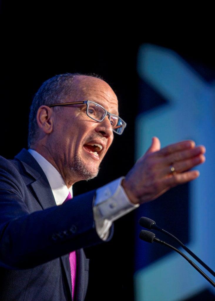 RODERICK RANDOM: DNC boss prescribes health care to win state