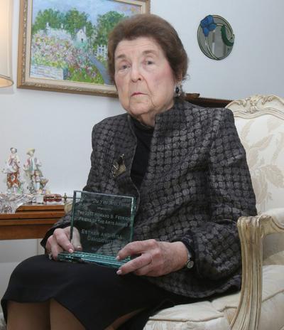 Esther B. Davidowitz