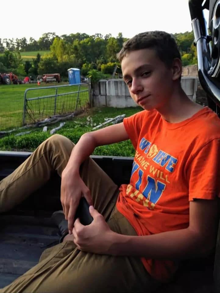 Scranton police seek missing 13-year-old boy