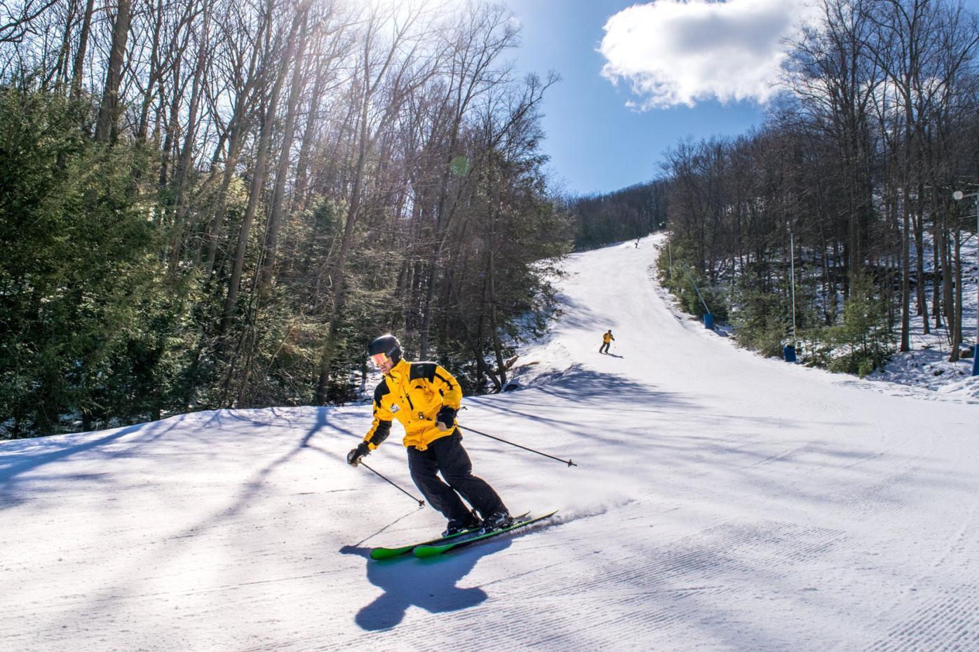 Enjoy safe winter fun at local ski resorts