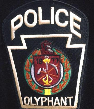 Man charged in Olyphant assault