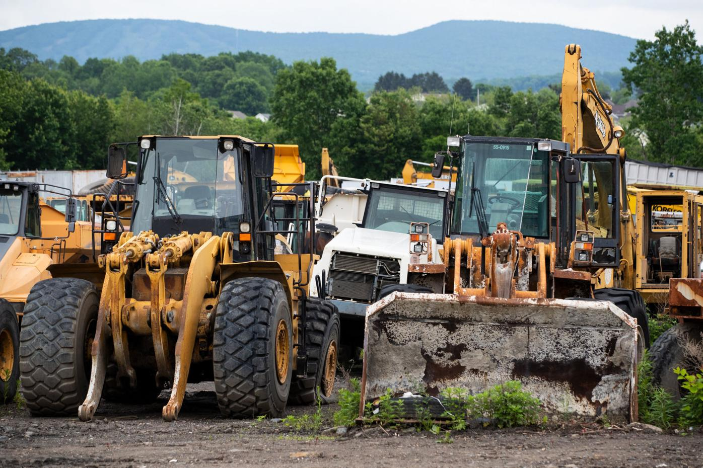 Judge denies stay of Old Forge scrapyard case